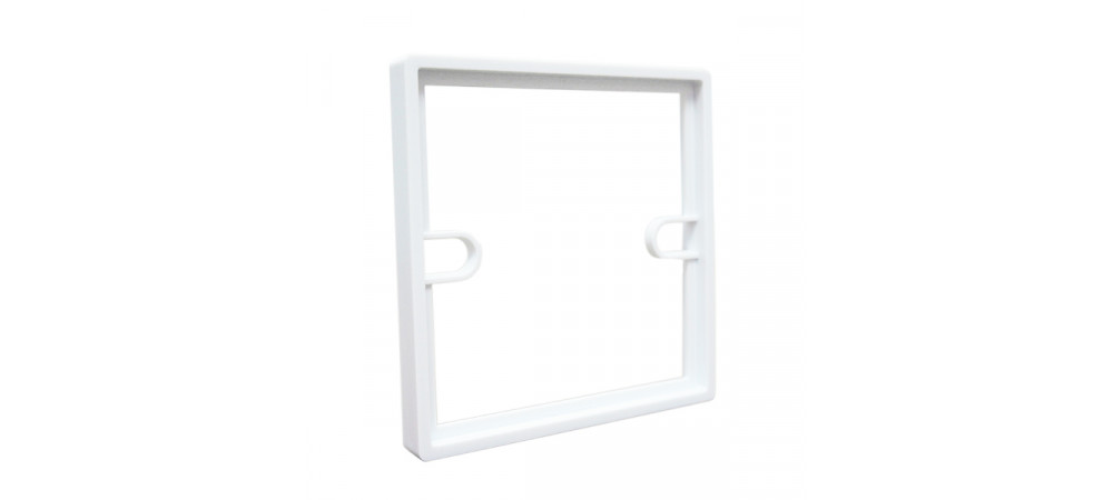 senzo switch spacer  white