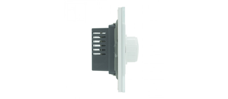 Senzo M Mechanical Switch with 1 Dimmer