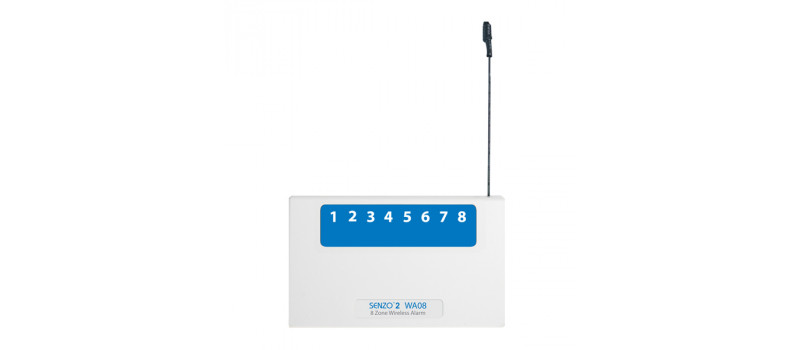 Senzo 8-Zone Wireless Alarm Interface