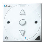 Senzo 2 Smart Switch with 1 Dimmer (White)