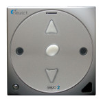 Senzo 2 Smart Switch with 1 Dimmer (Silver)