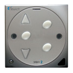 Senzo 2 Smart Switch with 1 Dimmer + 2 On/Off (Silver)