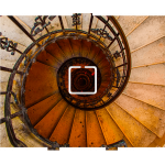 Spiral Staircase - 1 On/Off
