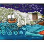Mural II - 1 On/Off